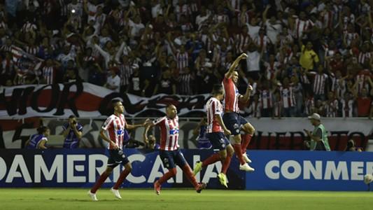 AFP Junior Barranquilla Independiente Santa Fe Copa CONMEBOL Sudamericana 29112018