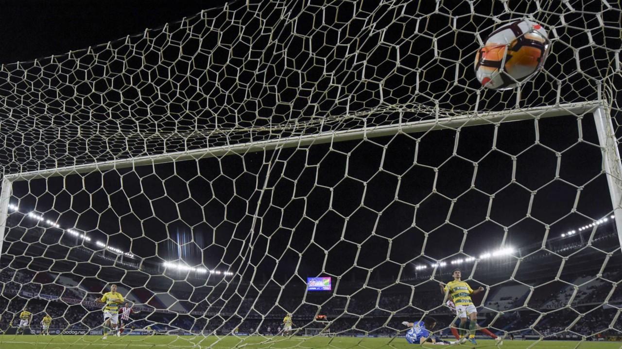 AFP Junior Defensa y Justicia CONMEBOL Copa Sudamericana