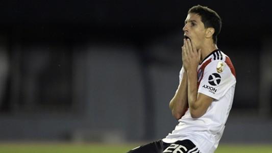 AFP Nacho Fernández River Palestino Copa Libertadores 2019