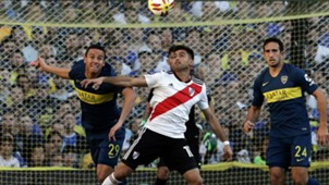 AFP River-Boca Superclásico Copa Libertadores 2018