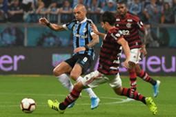 Grêmio - Flamengo Libertadores semifinal