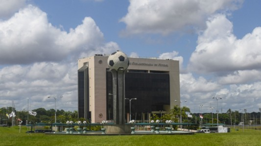 AFP sede CONMEBOL Luque Paraguay Asunción
