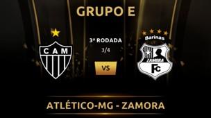Galo vs Zamora