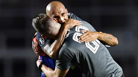 AFP Sao Paulo Talleres Copa Libertadores 2019