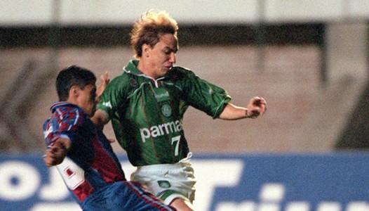 San Lorenzo x Palmeiras - 1999 - Mercosul