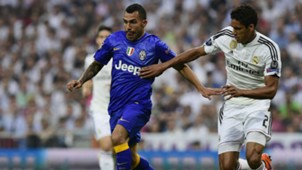 AFP Tevez Real Madrid
