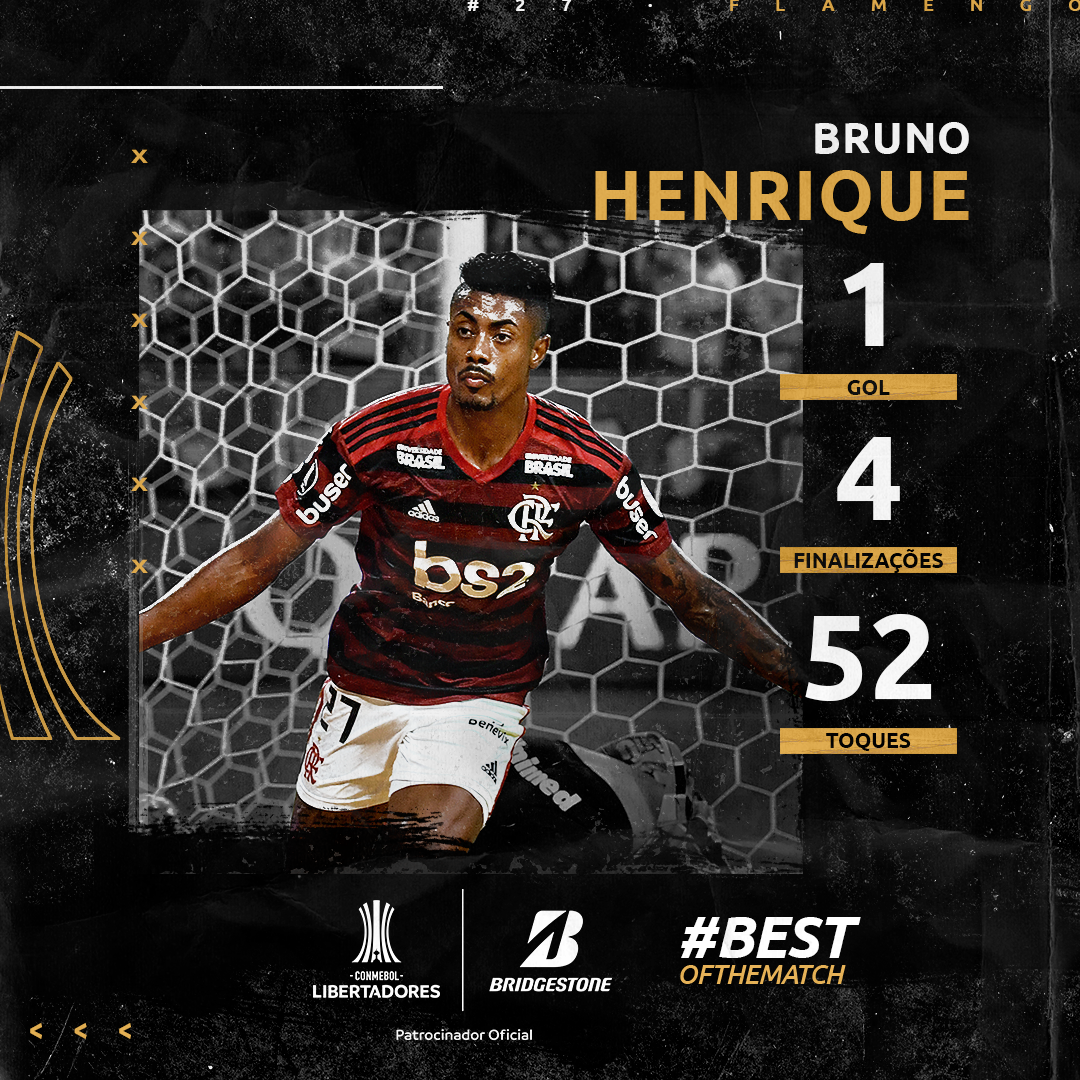 Bruno Henrique - Best semifinal