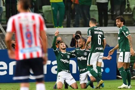 AFP Palmeiras Junior Copa Libertadores
