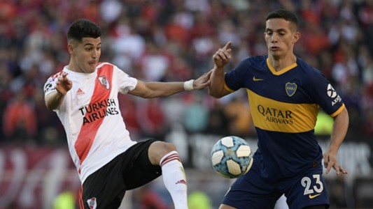 AFP River Boca superclásico Copa Libertadores
