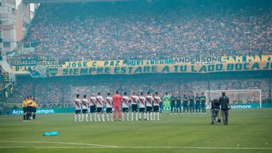 Boca River Copa Libertadores 2018