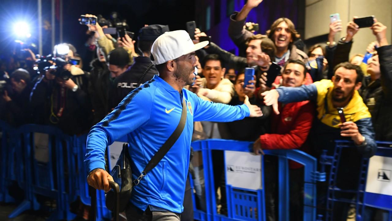 AFP Boca Madrid superclásico final Copa Libertadores 2018