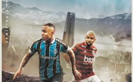 Grêmio x Flamengo - especial Libertadores