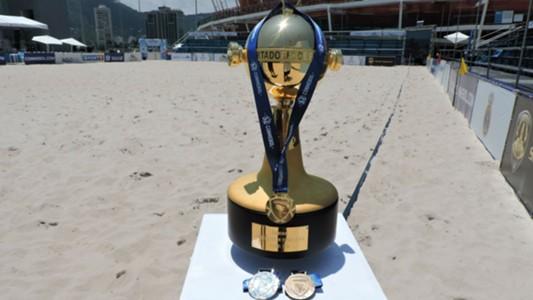 Copa Libertadores fútbol playa