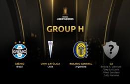 Group H teams