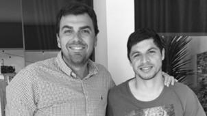 Rodrigo Rojas Olimpia Copa Libertadores 2019