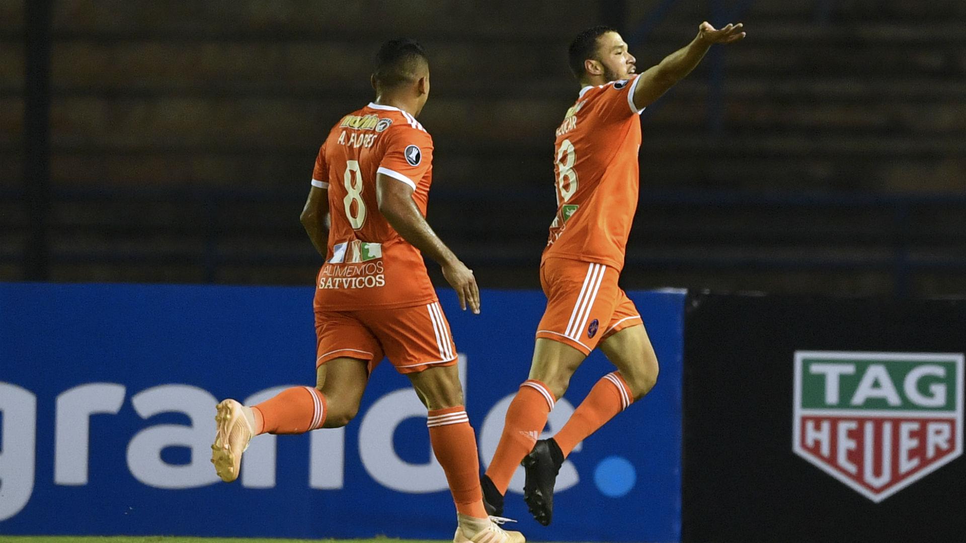 La Guaira Real Garcilaso AFP Copa Libertadores 2019