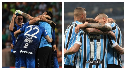 AFP Gremio Atletico Tucuman Collage