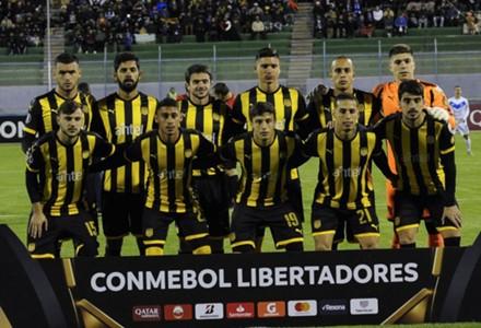 AFP Peñarol Copa Libertadores 2019
