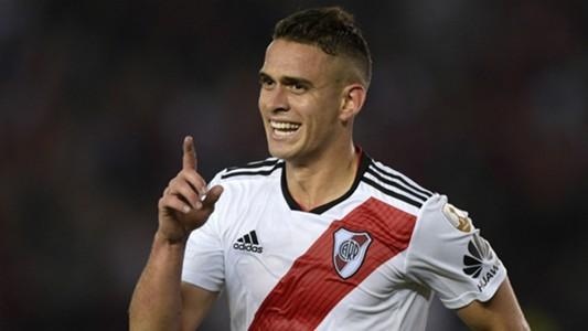 AFP Rafael Santos Borré River Plate Copa Libertadores