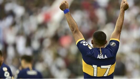 Wanchope Abila Boca Juniors