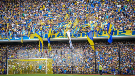 Boca Bombonerazo Banderazo Copa Libertadores 2018