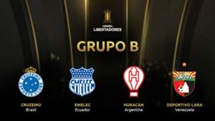 Grupo B Libertadores