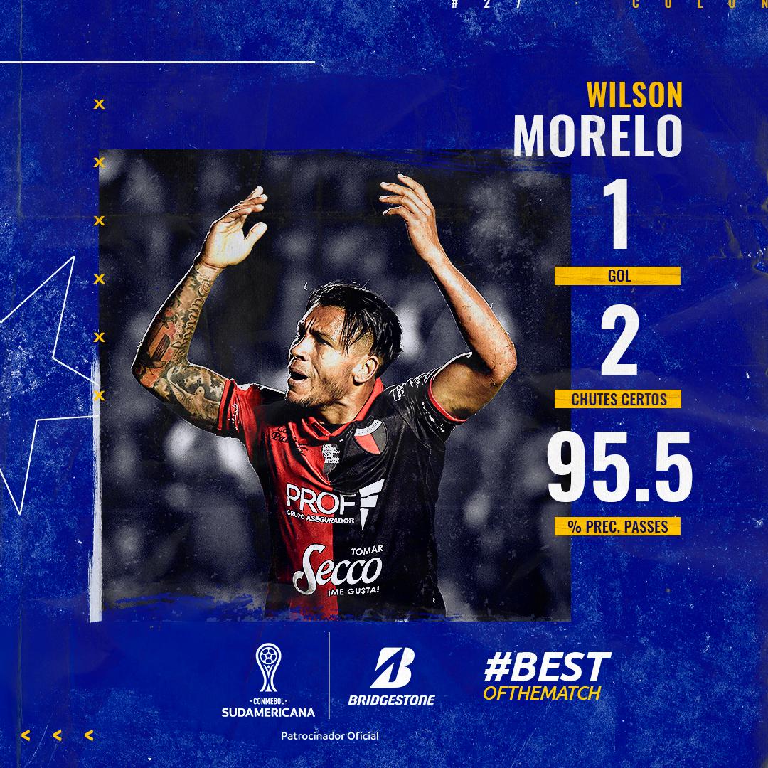 Wilson Morelo Best of the Week