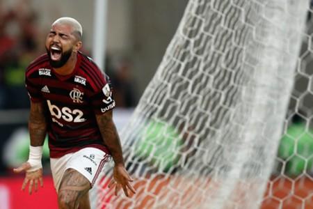 Gabriel Barbosa Gabigol Flamengo Copa Libertadores 2019