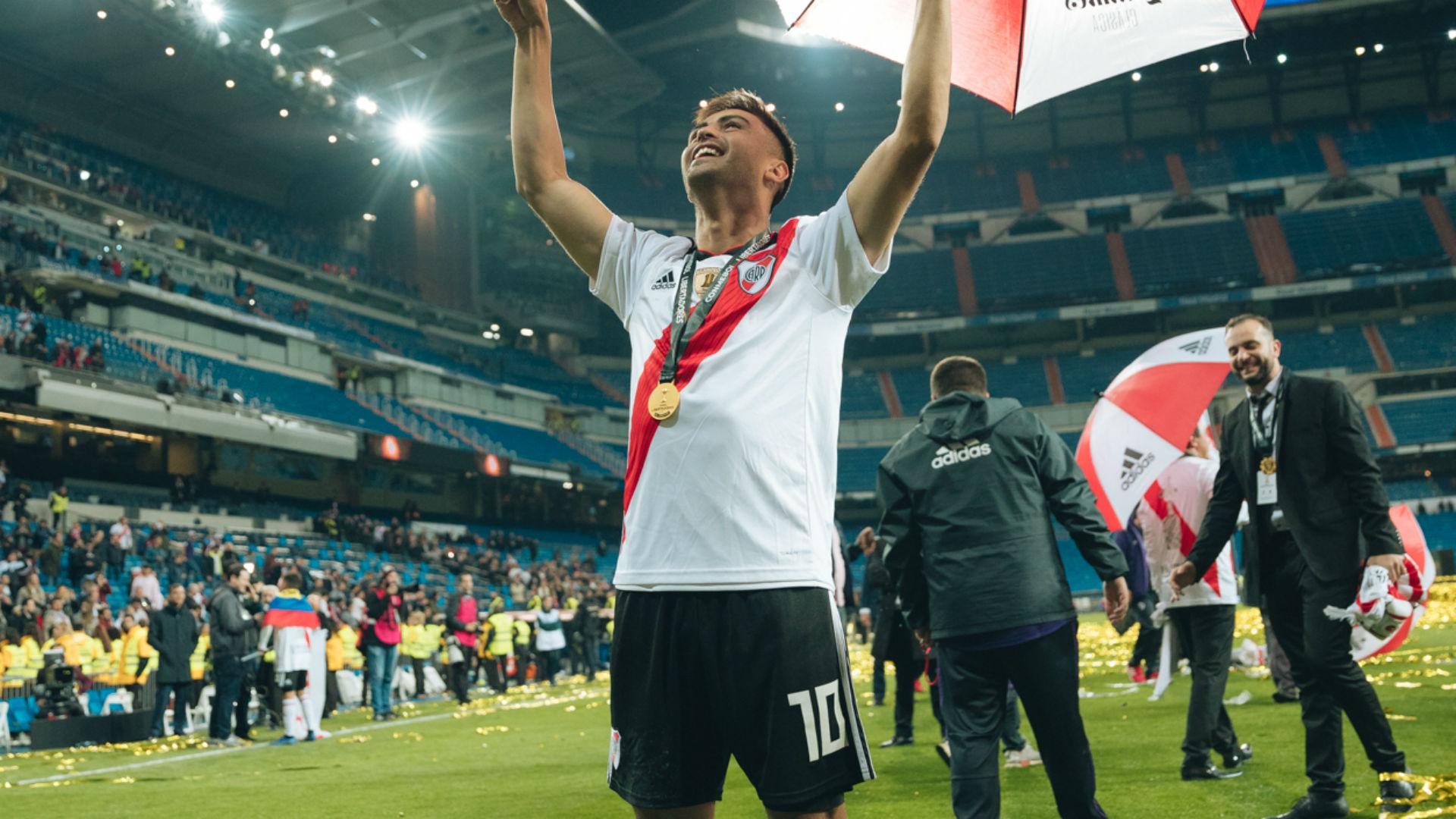 AFP River Plate Boca Juniors CONMEBOL Libertadores 09122018 Gonzalo Pity Martinez