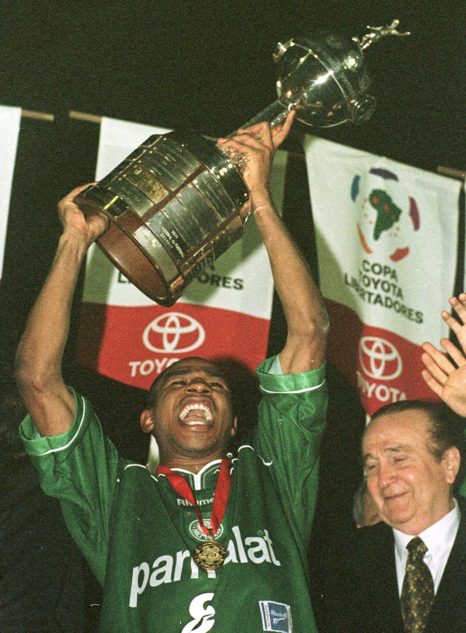 Palmeiras - Libertadores 1999