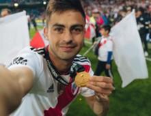 Gonzalo Martinez River Plate Libertadores