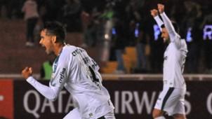 AFP Gustavo Scarpa Palmeiras Copa Libertadores 2019