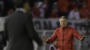 AFP Marcelo Gallardo Ariel Holan River Plate Independiente CONMEBOL Libertadores