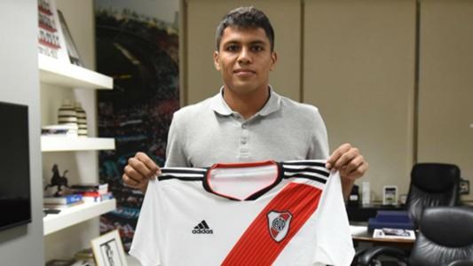 Robert Rojas River Copa Libertadores 2019