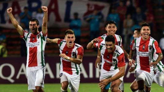 AFP Palestino Copa Libertadores