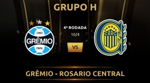 Gremio vs Rosario