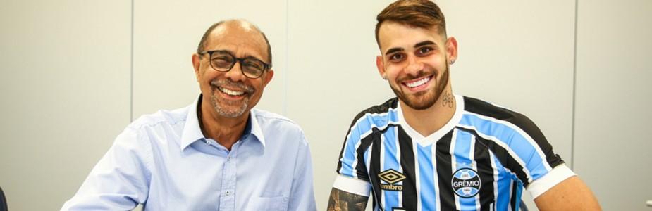 Felipe Vizeu Grêmio