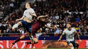 AFP Gonzalo Montiel River Selección Argentina