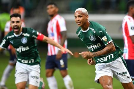AFP Palmeiras Junior Deyverson Copa Libertadores