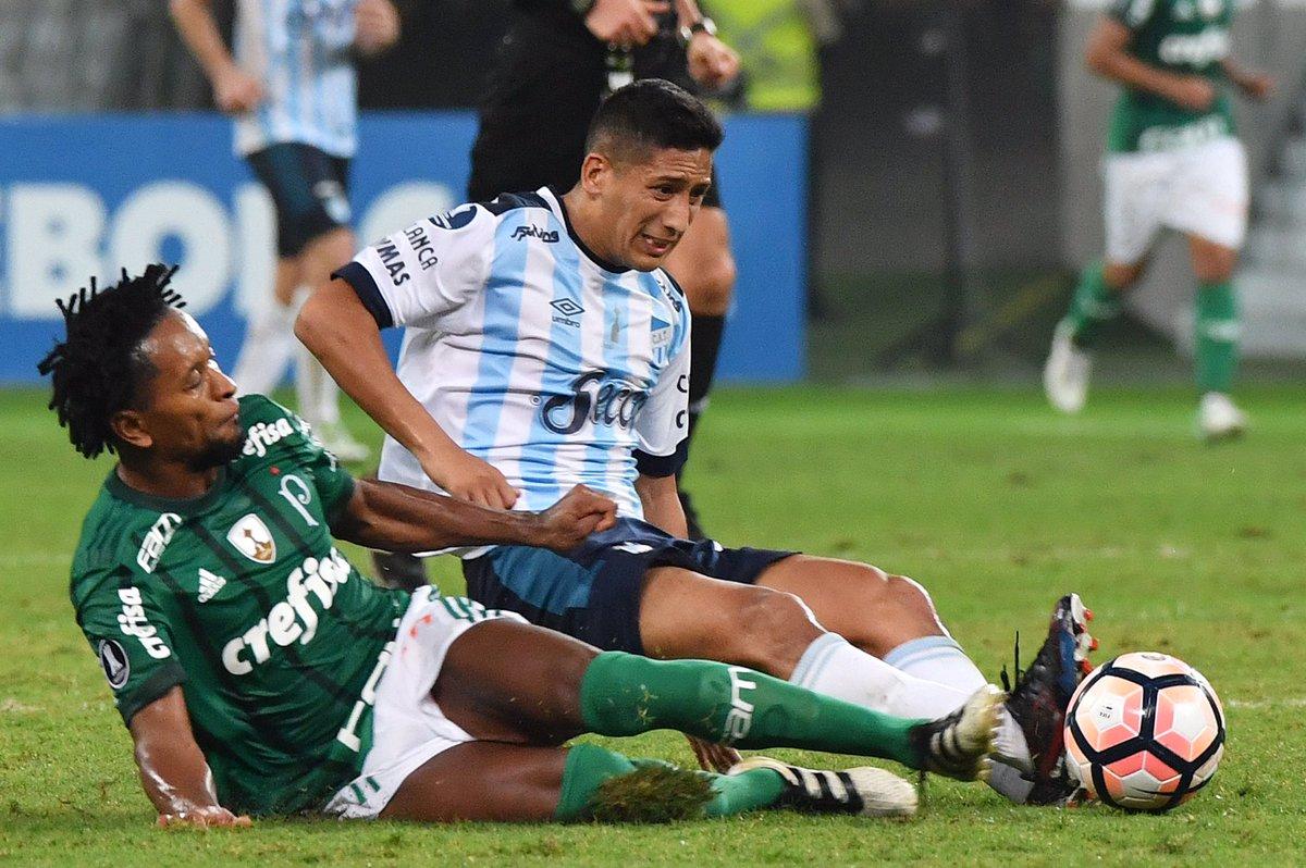 Palmeiras 3x1 Tucumán - Libertadores 2017
