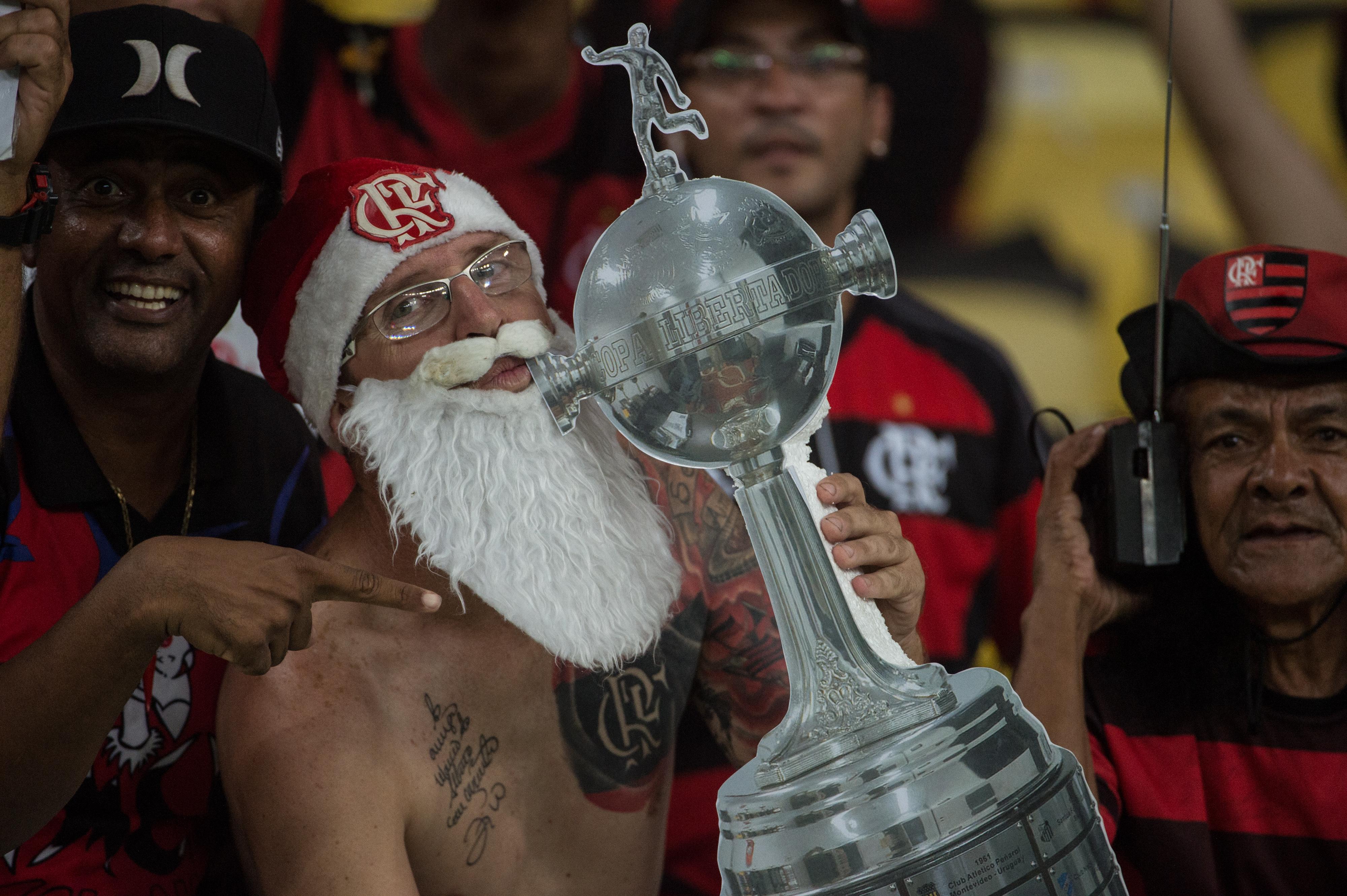 Flamengo x San Lorenzo - 2017