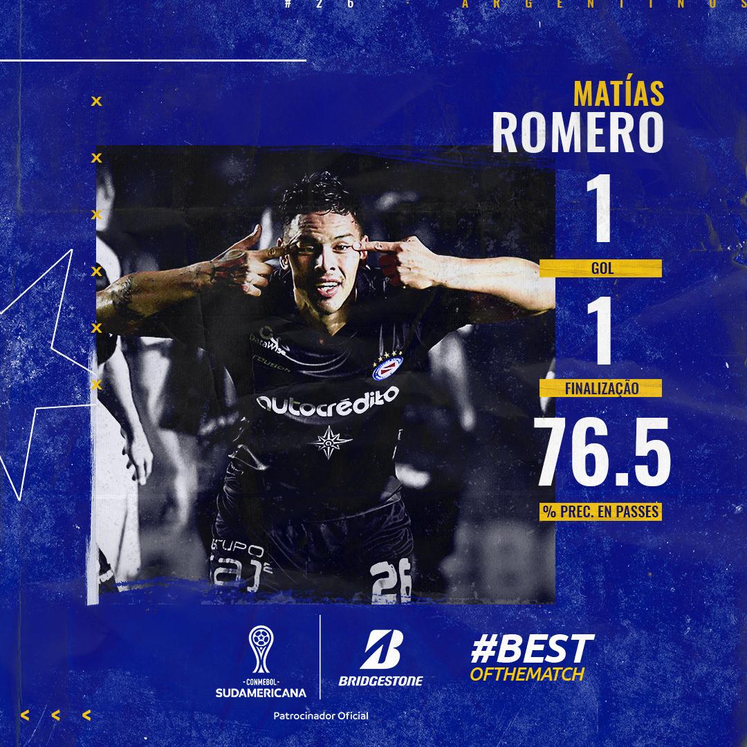Matías Romero, #BestOfTheWeek