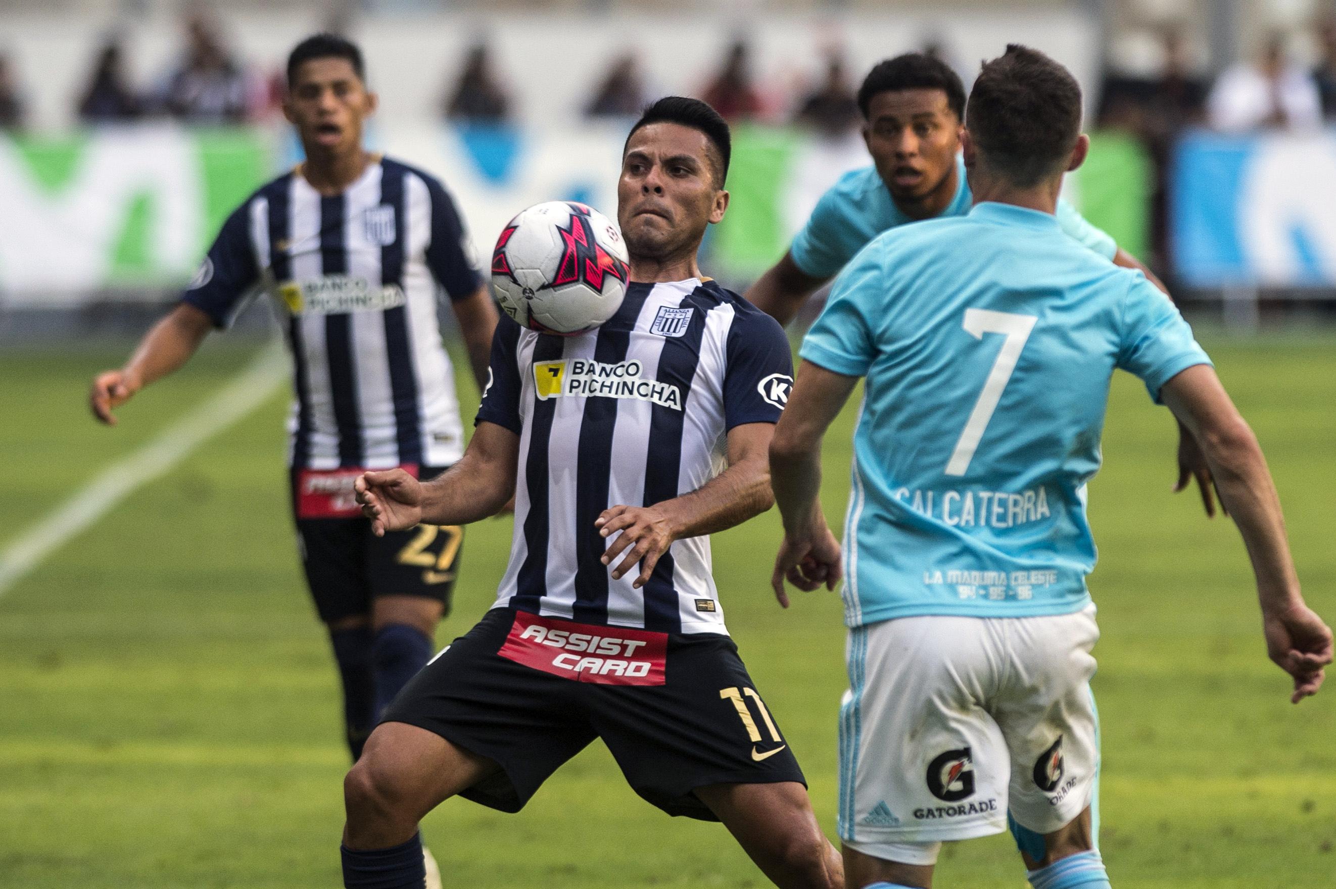 AFP Alianza Lima Copa Libertadores 2019