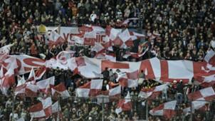 AFP Estudiantes Gremio Copa Libertadores 07082018 hinchada