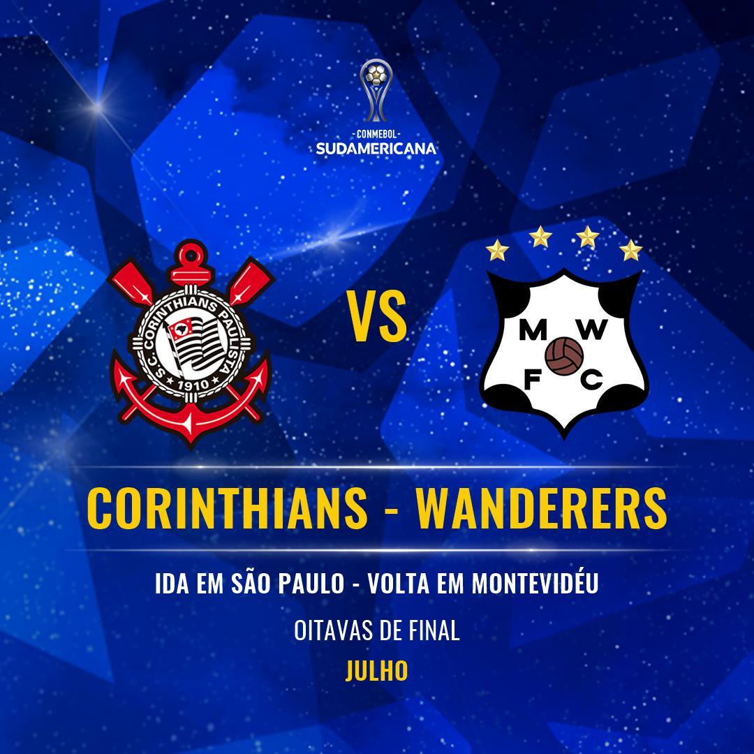 Corinthians x Wanderers