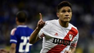 Teo Gutiérrez Cruzeiro River AFP