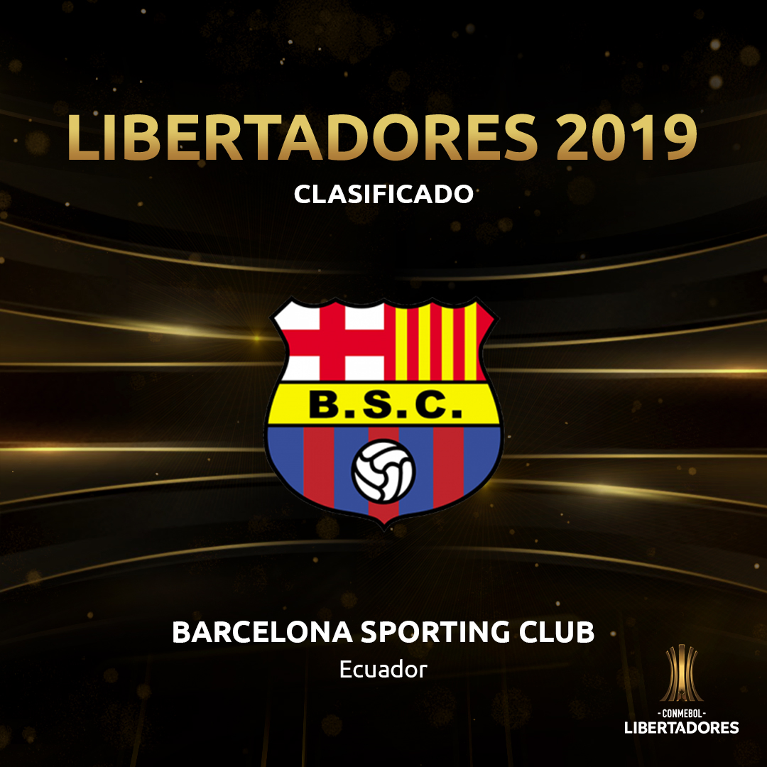 Barcelona Copa Libertadores 2019