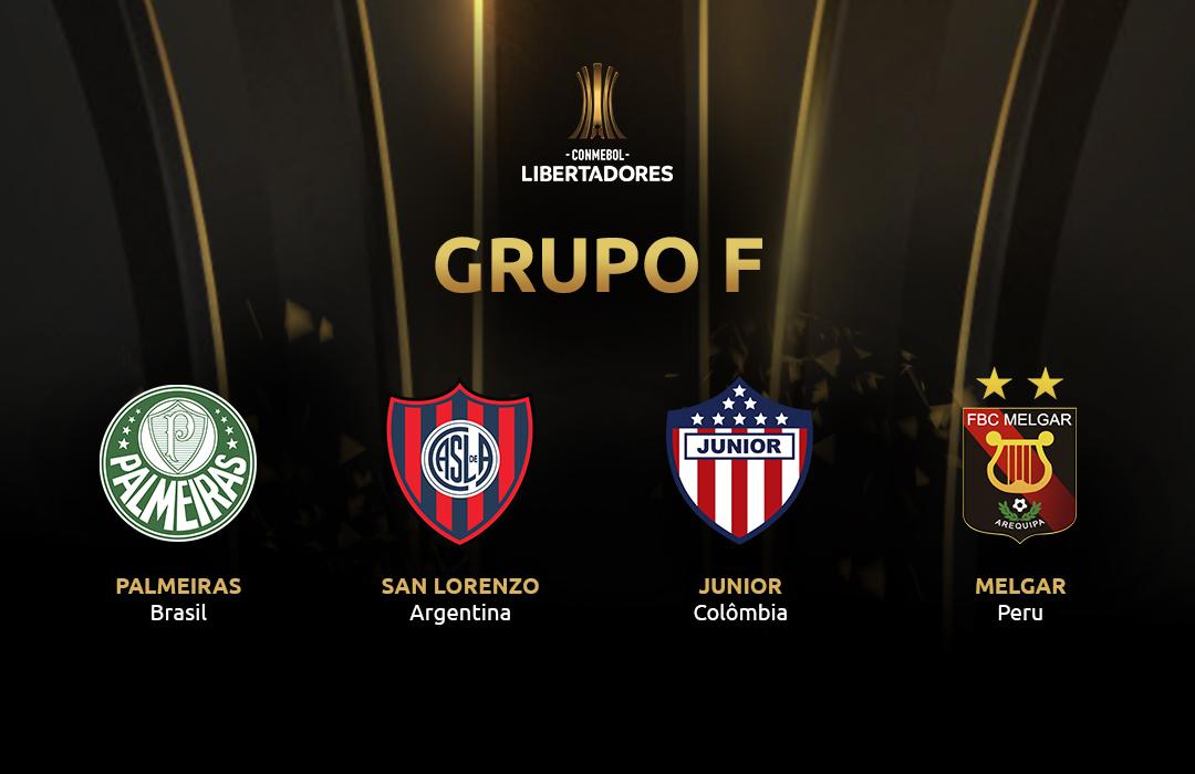 Grupo F - Libertadores