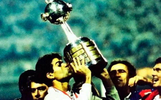 Raí - Libertadores - São Paulo