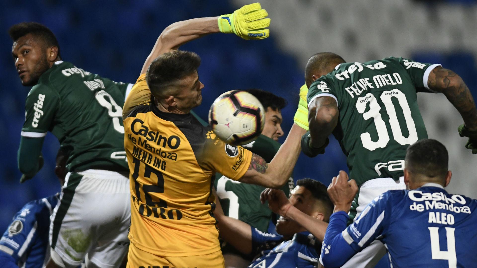 Palmeiras Godoy Cruz